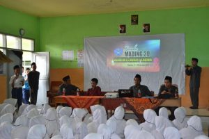 Lomba Mading 2D MTs Nurut Taqwa