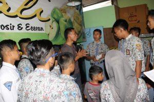 Kunjungan Industri SMK Nurut Taqwa