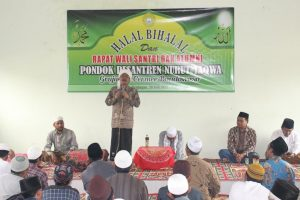 Halal Bihalal PP Nurut Taqwa
