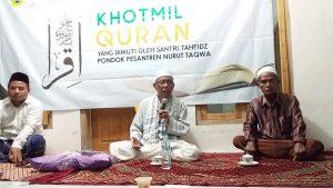 Khotmil Quran Nurut Taqwa