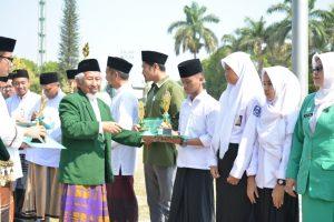 Juara I Lomba Pidato Bahasa Arab Tk. Kabupaten 2019